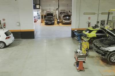 Talleres Cañas Zona de Mecánica